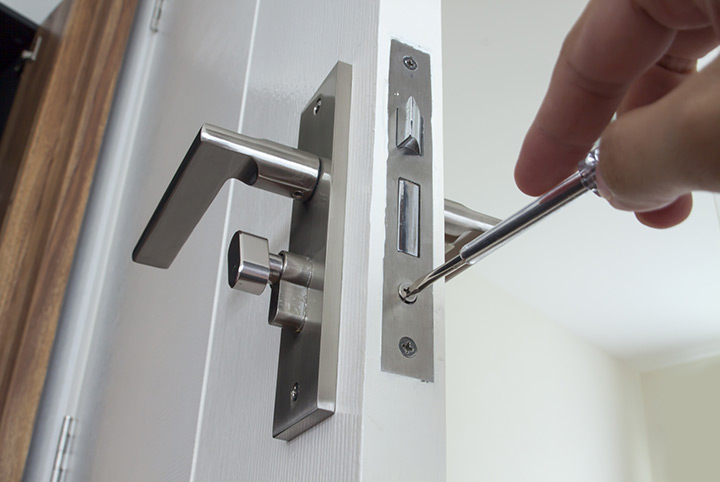 Our local locksmiths are able to repair and install door locks for properties in Galleywood and the local area.